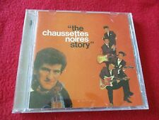 "CD ""TWISTIN' THE ROCK, VOLUME 5 : THE CHAUSSETTES NOIRES STORY"" best of Les Chau"
