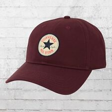 Converse All Star Classic Core Cap bordeaux Mütze Kappe Haube Basecap Cappy Hat