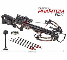 TenPoint Carbon Phantom RCX ACUdraw Pro Scope Crossbow Package CB17003-5112