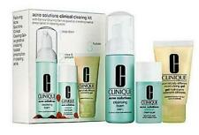 Clinique Acne Solutions Clinical Clearing 3pc Kit Cleansing Foam Clearing Gel