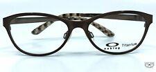 Oakley OX5084 0152 Promotion Brushed Chocolate Eyeglasses New Authentic 52