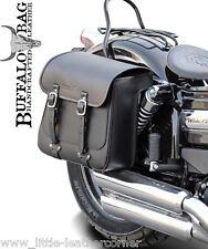 Buffalo Bag 17l sacoche de selle droite seattle Harley Davidson tous les modèles DYNA