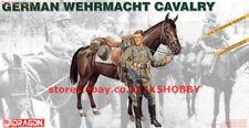 Dragon 1619 1/16 German Wehrmacht Cavalry w/HORSE