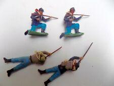 Britains Ltd, Swoppet, ACW firing poses