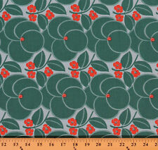 Cotton Amy Butler Hapi Heart Bloom Flowers Cotton Fabric Print by Yard D302.03