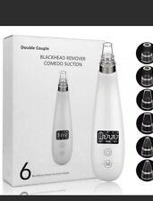 Blackhead Remover Vacuum Suction Facial Pore Cleanser