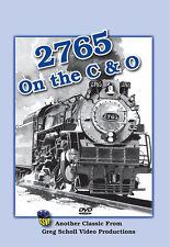 2765 On the C&O DVD Greg Scholl Nickel Plate Road NKP Cincinnati to Russell