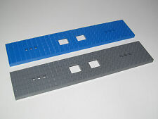 Lego ® Plaque Chassis Camion Train 6X28 Base Plate Truck Choose Color 92339 NEW