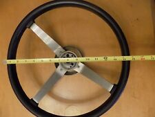 Vintage Car Steering Wheel Unknown Brand Automobile Steering Wheel Free Ship