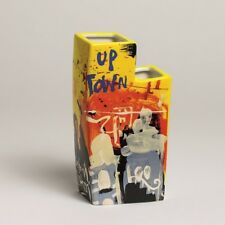 "Selwyn senatori - SENATORI Town Collection - "" Skyline Uptown "" - POP ART VASO"