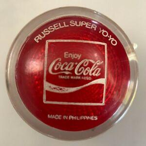 Genuine Vintage Russell 1970's Coca-Cola Yo-Yo
