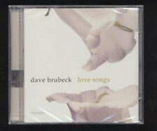 Love Songs by Dave Brubeck CD 2000 Brand New & Sealed 10 Tracks Columbia Legacy