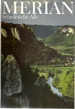 MERIAN - Schwäbische Alb / 05-1982