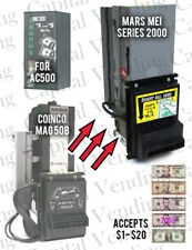 American Changer AC500 Validator Update Kit to Mars MEI Series 2000 - $1 - $20