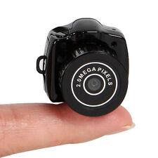 Smallest Mini Y2000 HD Camera Camcorder Video Recorders DVR Spy Hidden Pinhole