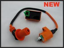 Performance CDI Box + Ignition Coil Quad ATV TaoTao Kazuma coolster 90 110 125
