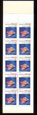 Palau 1983 Triton/Shells/Nature/Marine 10v bklt n32253