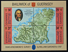 Timbres GUERNESEY - Stamp GUERNSEY - Yvert et Tellier Bloc n°7 n** (cyn3)