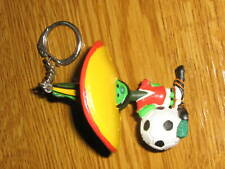 World Cup Mexico 86 Mascot keychain mint pique