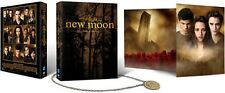 The Twilight Saga: New Moon  2 Disc DVD Borders Exclusive w/ Charm Necklace