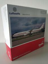 1:200 Herpa Wings 555968 Luftwaffe (Flugbereitschaft) Airbus A340-300, Reg. 1601