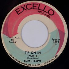 SLIM HARPO: Tip On In US Excello '67 Blues R&B Super 45 HEAR