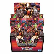 Wixoss WX-17 TGC Exposed Select BOX Booster Pack JAPAN Trading card Japan new .