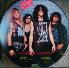 RARE LTD EDITION MORBID ANGEL ALTARS OF MADNESS 1989 LP PICTURE VINYL UK EARACHE