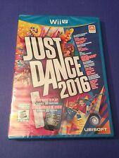 Just Dance 2016 (Wii U) NEW