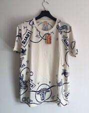 LEVI'S VINTAGE CLOTHING 1940S GRAPHIC TEE BANDANA SIZE L