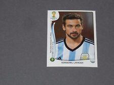 426 LAVEZZI PARIS PSG ARGENTINA PANINI FOOTBALL FIFA WORLD CUP 2014 BRASIL