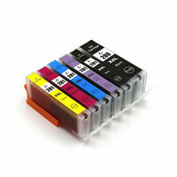 6PK Ink Jet Set w/ LED chip for Canon PGI-280XXL CLI-280XXL Pixma TS8220 TS8320