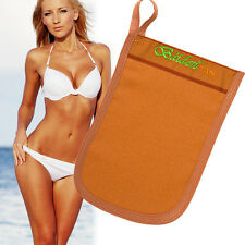 Superior Exfoliation Baiden Mitten Tan for Spray, Self, Bed and Sun Tanning.