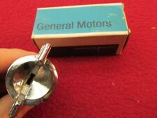 NOS 1972 72 VETTE IGNITION LOCK CYLINDER UNCODED GM# 7014844