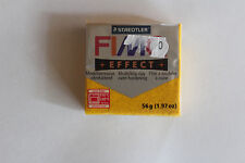 Fimo Modelliermasse FIMO® soft, Effekt Glitter gold