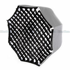 "Octagon Honeycomb Grid f 80cm/32"" Umbrella Softbox Speedlite Studio Strobe Flash"