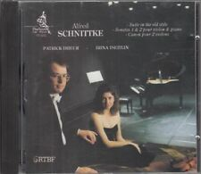 Suite In The Old Style Pour Violin Et Piano etc : Alfred Schnittke