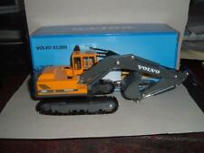 VOLVO EC280 CRAWLER EXCAVATOR VEHICLE SUPERB MODEL 1/50 SCALE DIECAST WITH BOX