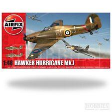 Airfix Hurricane 1:48 Military Aircraft