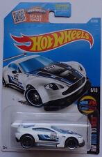 2016 Hot Wheels HW MILD TO WILD 6/10 Aston Martin Vantage GT3 61/250 (White)