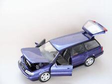 VW Passat b4 tipo 3a Variant vr6 en azul Bleu Blu Blue Metallic, Schabak en 1:43!