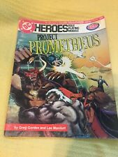 DC Heroes Role Playing Modole