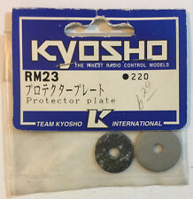 KYOSHO Protector Plate RM23 220 NEW Vintage RC Part Rampage