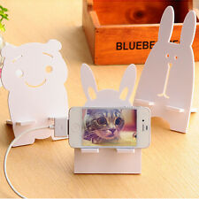 Cute cartoon Stand Bracket Holder For Smart Phones Mobile Cell Phone Samsung