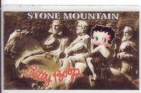BETTY BOOP Drivers License fake ID card Stone Mountain Mt Georgia GA