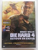 Die Hard 4, Retour en Enfer DVD NEUF SOUS BLISTER Bruce Willis