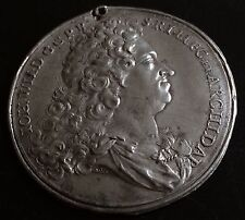 MEDAILLE FONTE ETAIN 18th ESSAI MEDAL EUROPE DUC PRINCE NOBLE