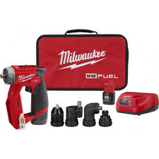 Milwaukee 2505-22 M12 FUEL Brushless Installation 4-in-1 Drill/Driver Kit