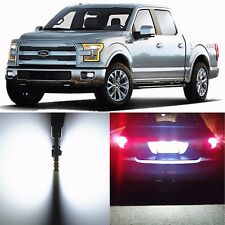 Alla Lighting 2x License Light LED Bulb for 97~17 Ford F150 F250 F350 Super Duty