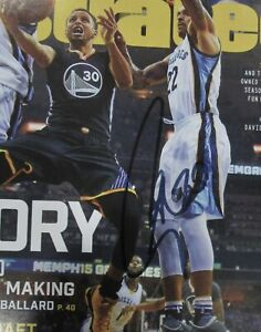 Stephen Curry Signed Autographed Sports Illustrated Magazine Fanatics Certified